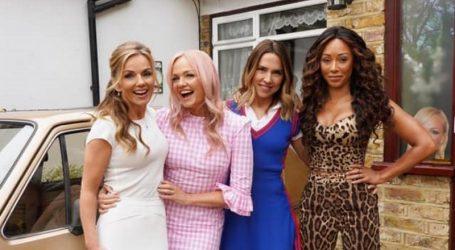 VIDEO: Traju pripreme za koncert 'Spice World: London'