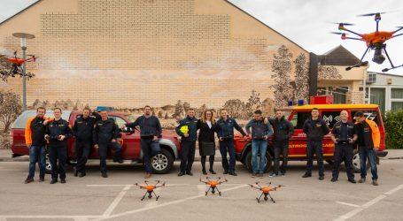 FOTO: Tele2 održao edukaciju o upravljanju dronovima