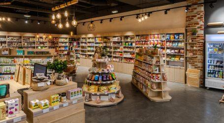 FOTO: Tvornica zdrave hrane otvorila prvu trgovinu u Splitu