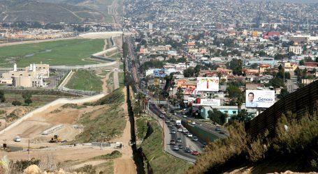 Pentagon prebacuje 1,5 mlrd. dolara za zid na granici s Meksikom