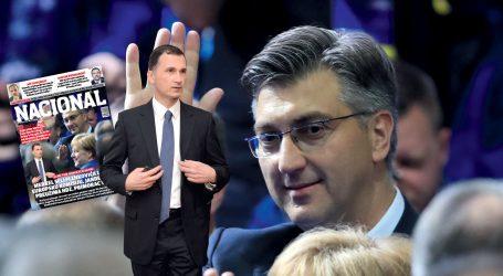 Merkel seli Plenkovića u EK, Jandroković preuzima HDZ, Primorac Vladu