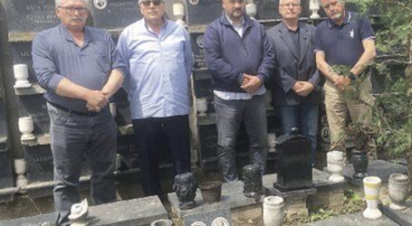 Vodstvo konjičkog saveza odalo počast Bruni Vuletiću u Beogradu