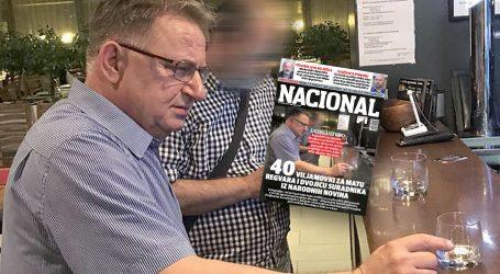 EKSKLUZIVNO Popodnevna pijanka vrhuške Narodnih novina na račun firme