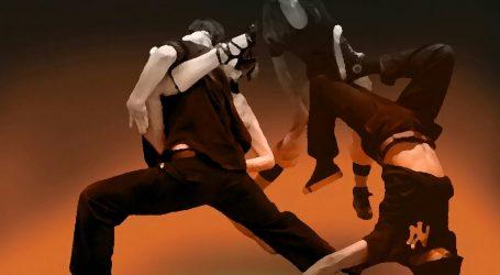 Humanitarni plesno-glazbeni nastup 'Plesom protiv droge'