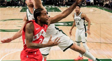 NBA: Na krilima Kawhija Leonarda Toronto poveo 3-2