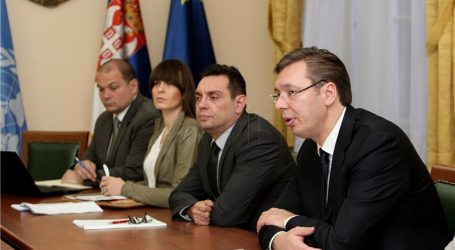 """VULIN """"Ako Europa neće Srbiju, ima tko hoće"""""""