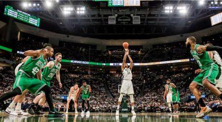 NBA: Golden State vodi 2-0, Milwaukee izjednačio