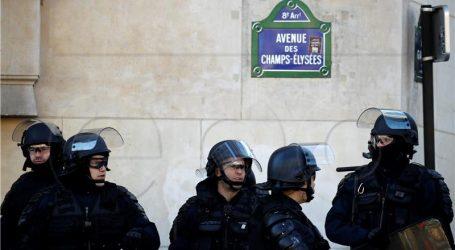 PRAZNIK RADA Pariška policija na visokom stupnju pripravnosti