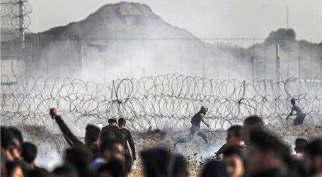 Deseci raketa ispaljeni na Izrael, vojska se osvećuje