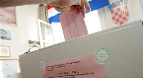 Otvorena biračka mjesta za 'manjinske izbore'