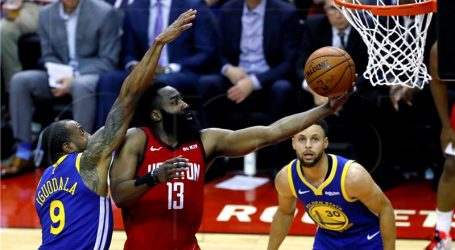 NBA Houston u produžetku do prve pobjede