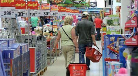Hrvatska među zemljama EU-a s najvećim padom prometa u maloprodaji