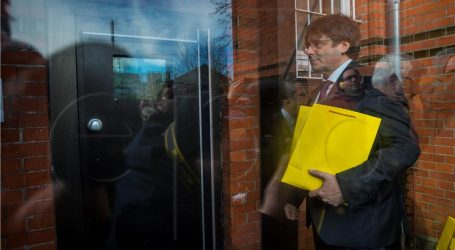 Puigdemont se smije kandidirati na europskim izborima
