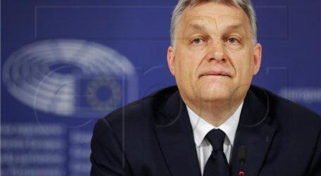 Orban sljedeći tjedan u Bijeloj kući