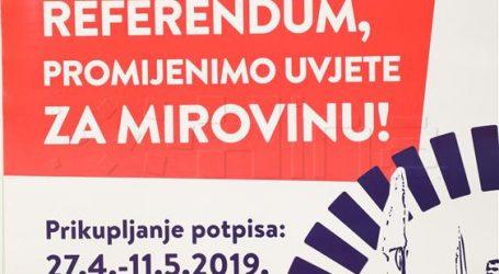 Bolji odaziv na potpisivanje referendumske inicijative