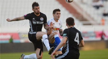 HNL: Hajduk – Slaven Belupo 2-0