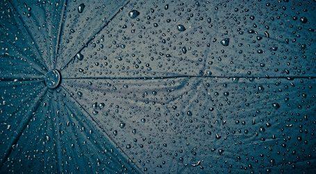 Oblačno s kišom, Meteoalarm izdao upozorenja zbog grmljavinskih pljuskova