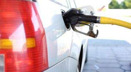 Četvrti tjedan zaredom porasle cijene goriva