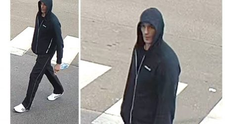 Zagrebačka policija traži pomoć: Jeste li vidjeli ovog muškarca?