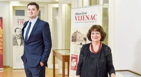 Stoljeće i pol Vijenca, časopisa koji je počeo tiskati hrvatsku riječ