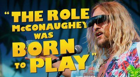 VIDEO: Matthew McConaughey dobio samo dobre kritike