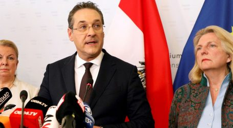Strache podnio tužbe zbog video snimke s Ibize