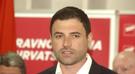 """BERNARDIĆ """"Želimo ujediniti cijelu ljevicu oko SDP-ovog predsjedničkog kandidata"""""""