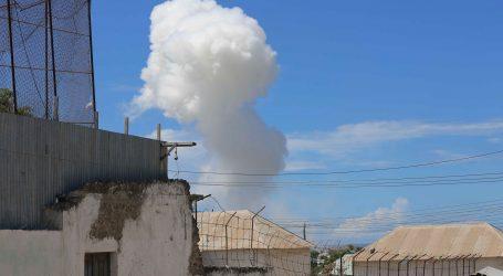 Sirijska državna televizija tvrdi da je šumski požar uzrokovao eksploziju skladišta streljiva