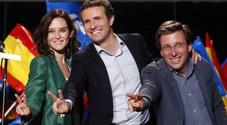 Konzervativni gradonačelnik preuzeo Madrid uz pomoć desničarskog Vox-a