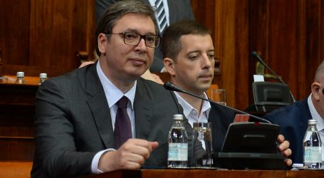 Vučić najavio pokretanje investicijskog ciklusa u Srbiji vrijednog do 10 milijardi eura