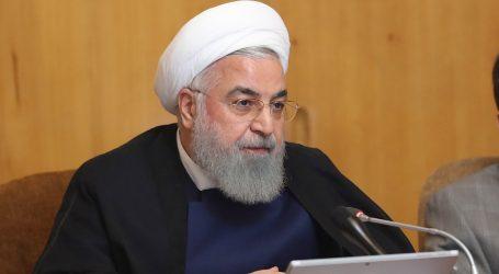 Rohani traži da SAD snosi međunarodne posljedice