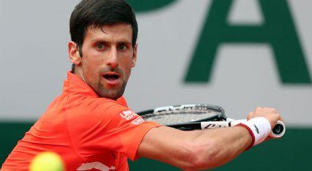 Novak Đoković lakoćom do devetog polufinala
