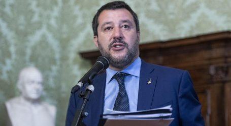 Talijanski sud naredio obustavu istrage protiv Salvinija