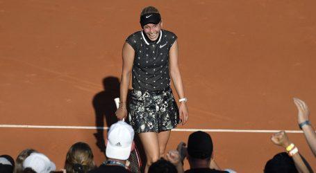 WTA NOTTINGHAM: Vekić treću godinu zaredom u polufinalu