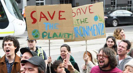 Klimatski aktivisti sukobili se s francuskom policijom u Parizu
