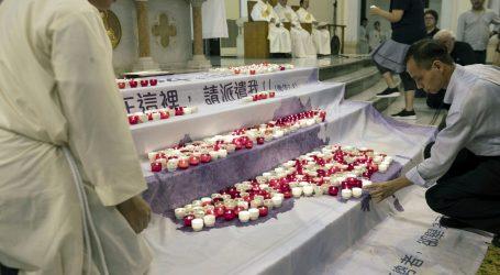 Dok Kina šuti, Hong Kong i Makao obilježavaju godišnjicu Tiananmena