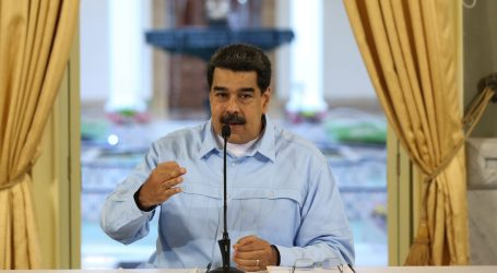 Trumpova administracija nameće sankcije Madurovom sinu