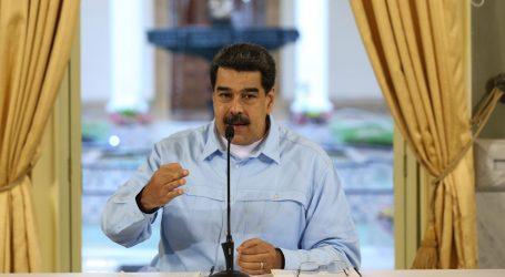 Maduro otvorio venezuelsku granicu s Kolumbijom