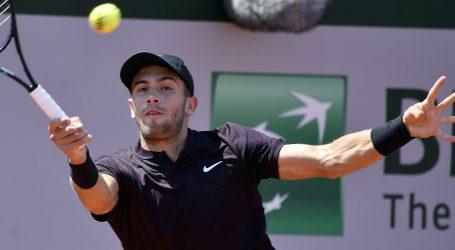 ATP LJESTVICA: Ćorić kao 14. tenisač svijeta najbolje rangirani Hrvat
