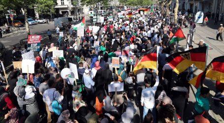 Prosvjed u Berlinu protiv antisemitskog nasilja
