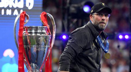Liverpool želi Kloppa vezati dugogodišnjim ugovorom