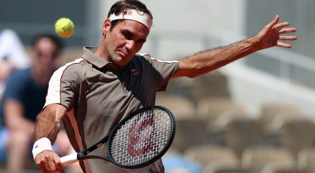 ROLAND GARROS Federer bez gubitka seta do četvrtfinala