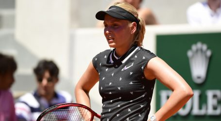 WTA NOTTINGHAM: Donna Vekić izborila drugo kolo