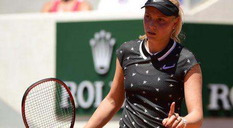 WTA LJESTVICA: Vekić ostala na 22. mjestu