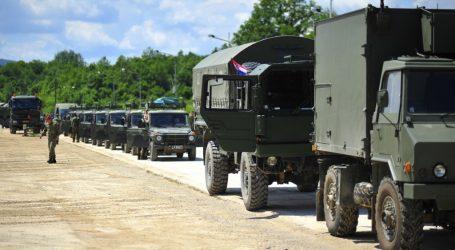 IMMEDIATE RESPONSE 19 Multinacionalna bojna krenula iz Hrvatske prema Mađarskoj