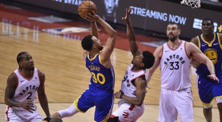 NBA FINALE Golden State izjednačio