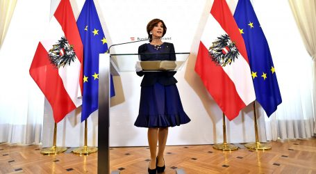 Prisegnula nova, privremena austrijska vlada