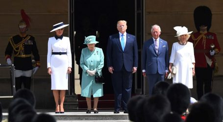 Trump nagovijestio trgovinski sporazum s Britanijom nakon što se ona riješi 'okova'