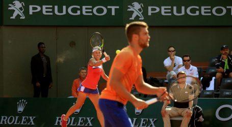 Roland Garros: Mektić i Rosolska bez polufinala
