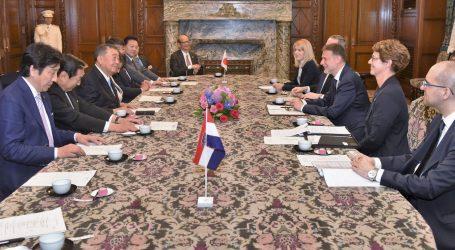 Jandroković pozvao japanske ulagače u Hrvatsku